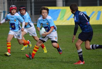 Stage rugby enfants  © Usap Association