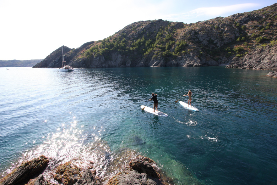 Stand up paddle © CBCM France