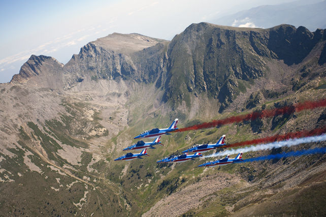 Patrouille de France  © Rémy Michelin