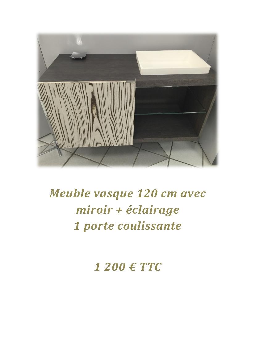 Déstockage meubles d'exposition