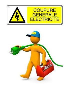 Coupures électricité 03/06/2021 La Verdette