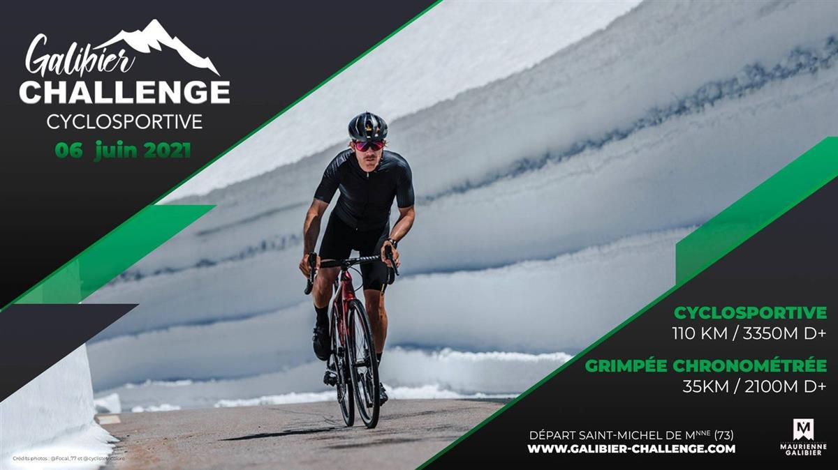 Galibier Challenge Cyclosportive  GALIBIER CHALLENGE 2021 ©