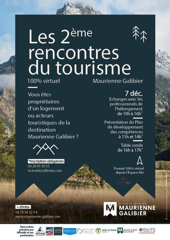 2ème RENCONTRES DU TOURISME