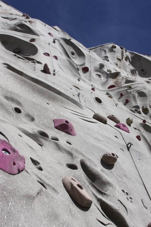 Spots d'escalade / via-ferrata