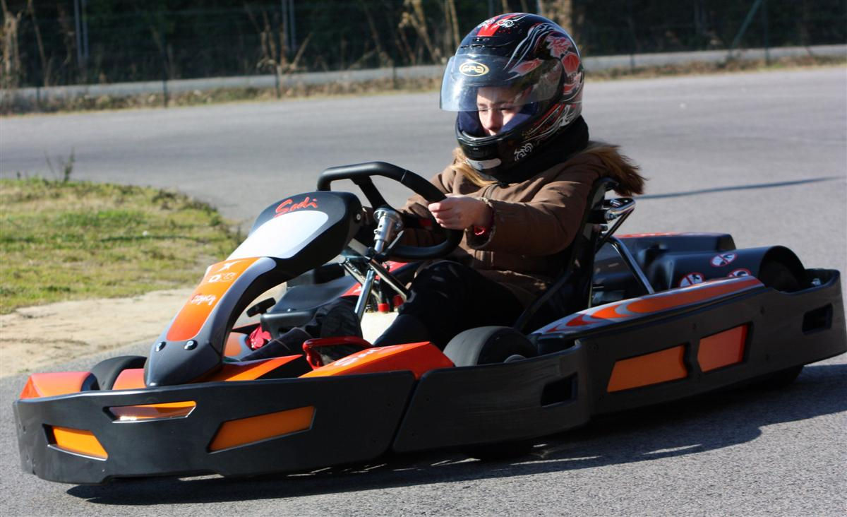 Kart junior 120cc © Ludi Kart