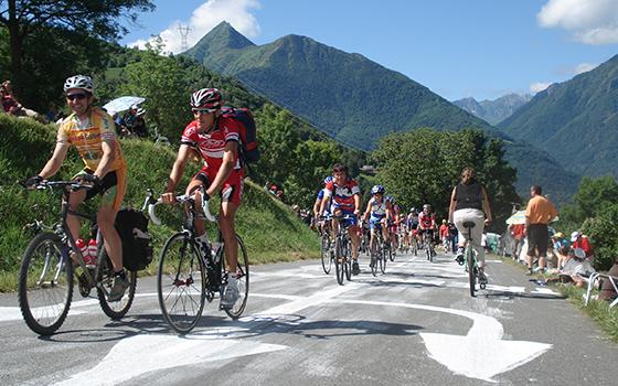 2ème Tour des Pyrénées Vallées des Gaves succède au Tour des 3 Vallées © OTAG