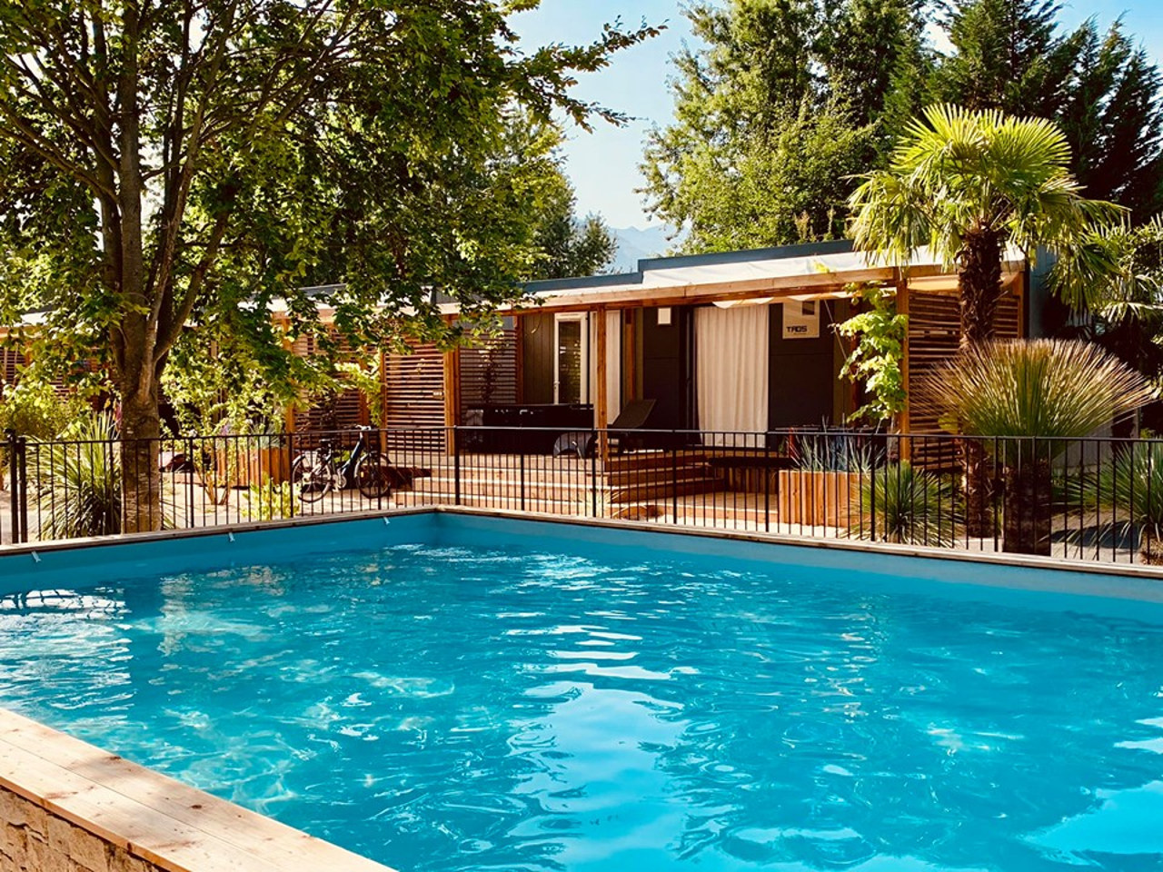 CAMPING SUNELIA LES 3 VALLEES © 3 VALLEES