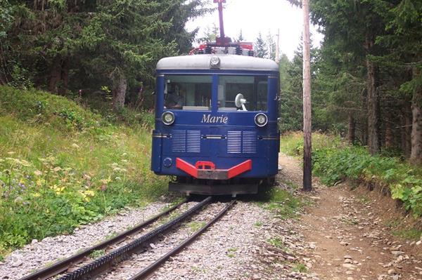 © tramway du mont blanc