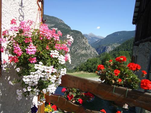 vue de la terrasse ©