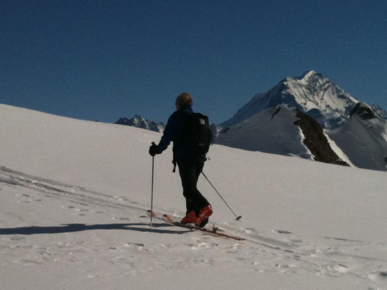 Ski de randonnée ©
