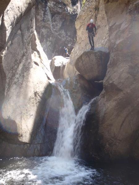 Canyon Gorges de la CASTELLANE
