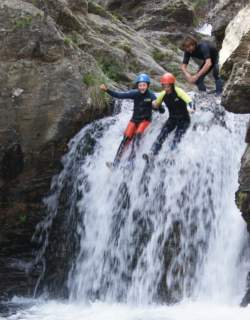 Canyon Les Encantats