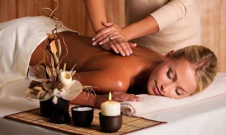 Ayurvedic massage of 75 mn