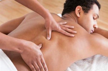 Shiatsu massage of 45 min