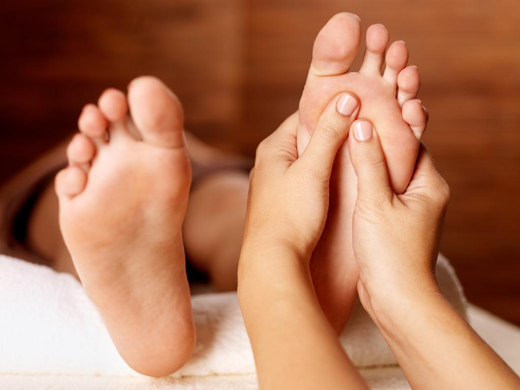 Initiation massage bébé