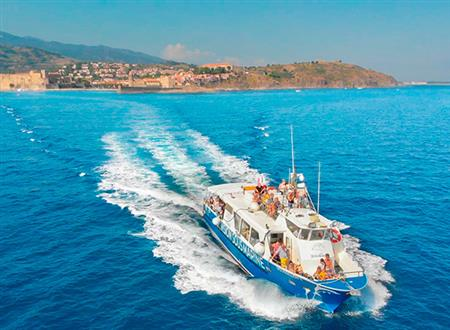 Liaison maritime : Collioure - Port Vendres