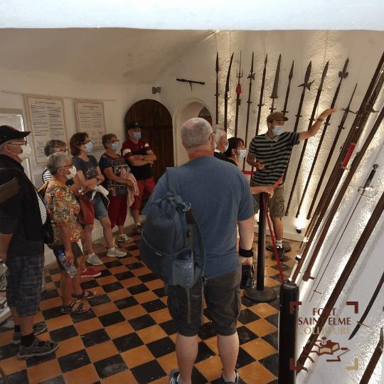 Visite guidée Découverte
