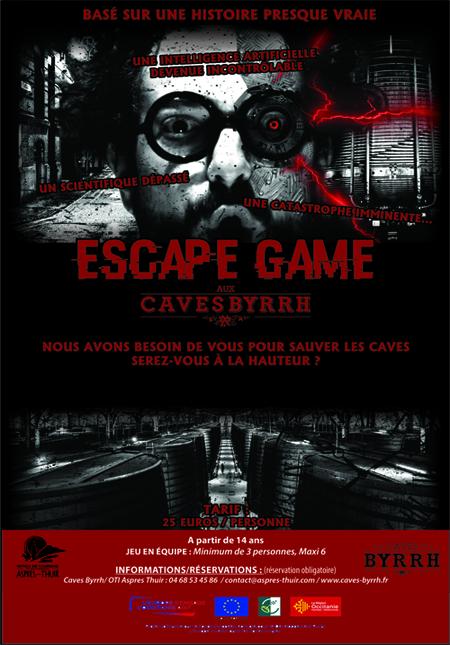 Escape Game - Session 1