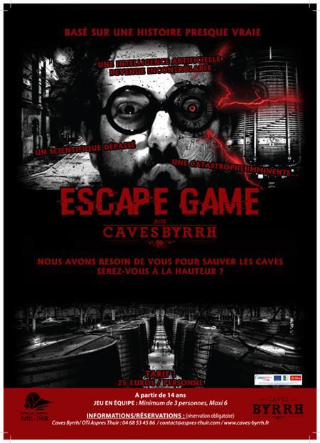 Escape Game - Session 2