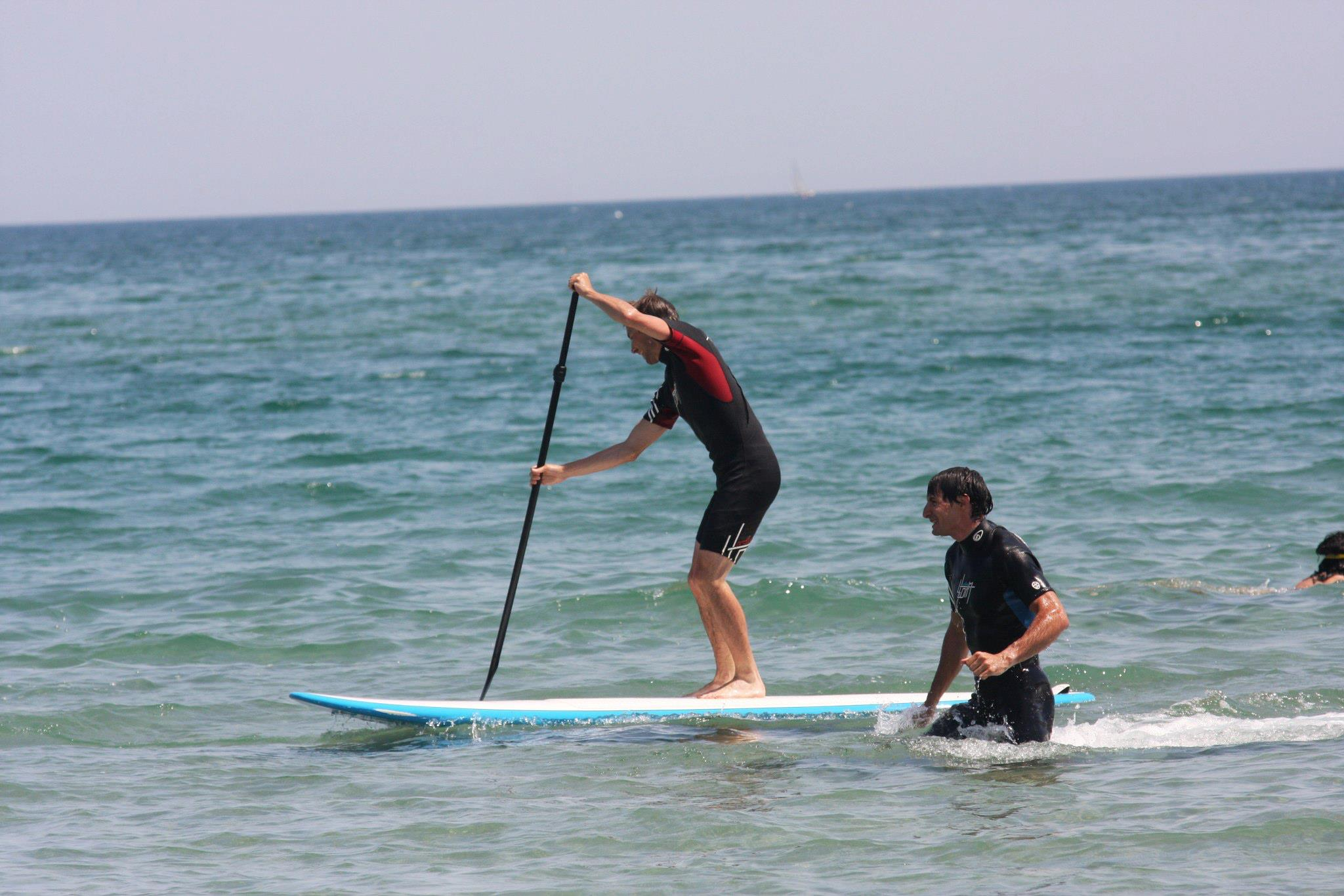Ecole de Stand up paddle