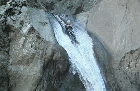 Canyon Sportif : Le Llech