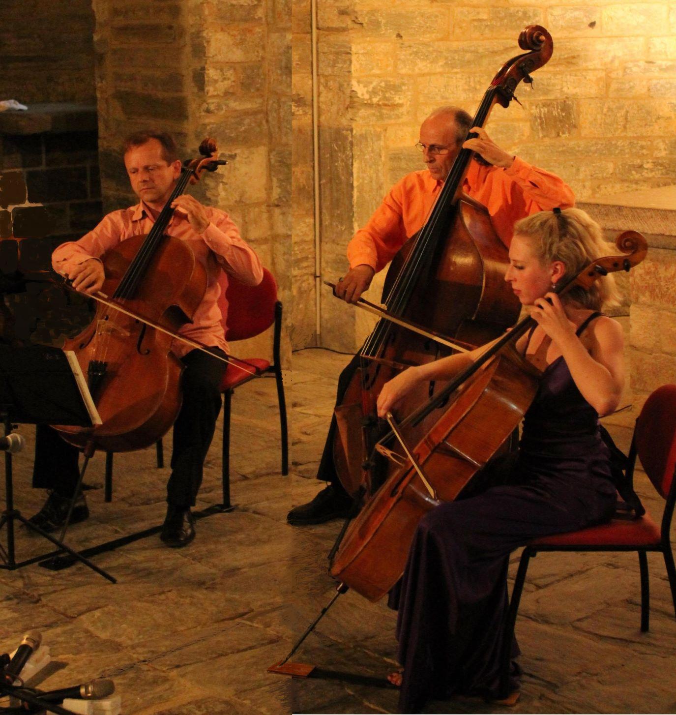 Trio de Basses et Soprano / MUSIQUE CLASSIQUE