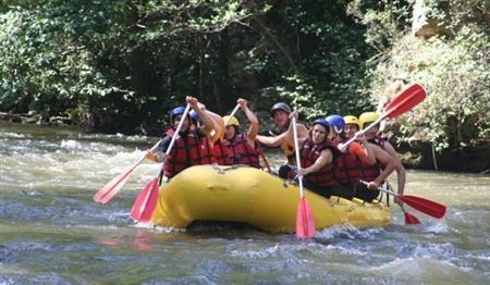 Rafting découverte - Aude