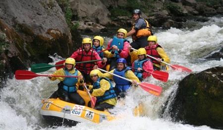 Rafting intégrale - Aude