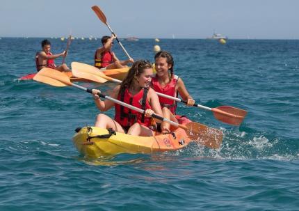 Location Kayak bi-place - 1 heure