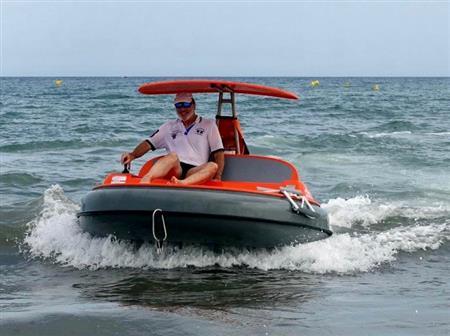 Location de bateau électrique Oxoon - 1 heure