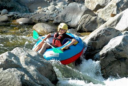 Tubing - Descente de bouée en rivière