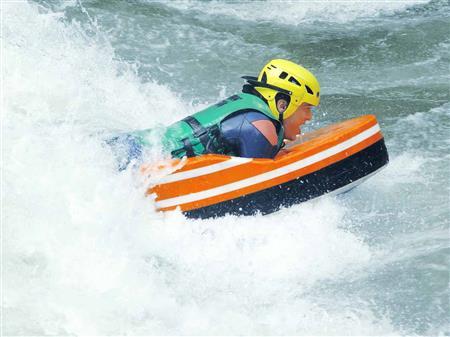 Hydrospeed sportif - Aude