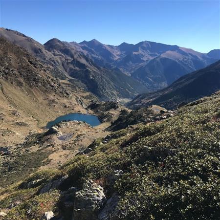Journée haute montagne - En route pour la vue des Cimes En route vers un sommet, point de vue imprenable à 360°