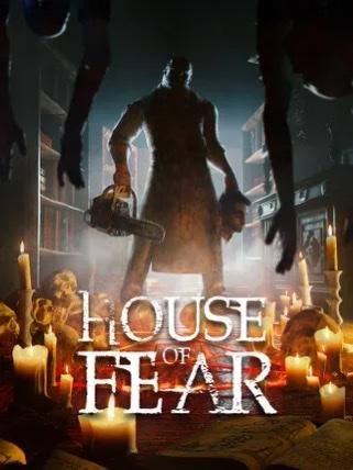 """HOUSE OF FEAR"" ESCAPE GAME EN REALITE VIRTUEL HORROR +16 ANS"