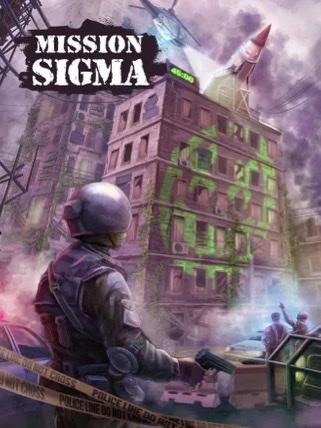 """MISSION SIGMA"" ESCAPE GAME EN REALITE VIRTUEL"