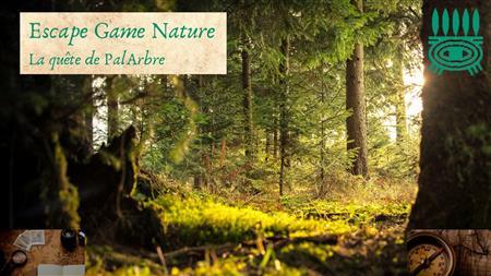 1/2 Journée Escape Game Nature