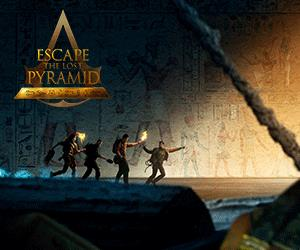 «THE DAGGER OF TIME» ESCAPE GAME VIRTUEL